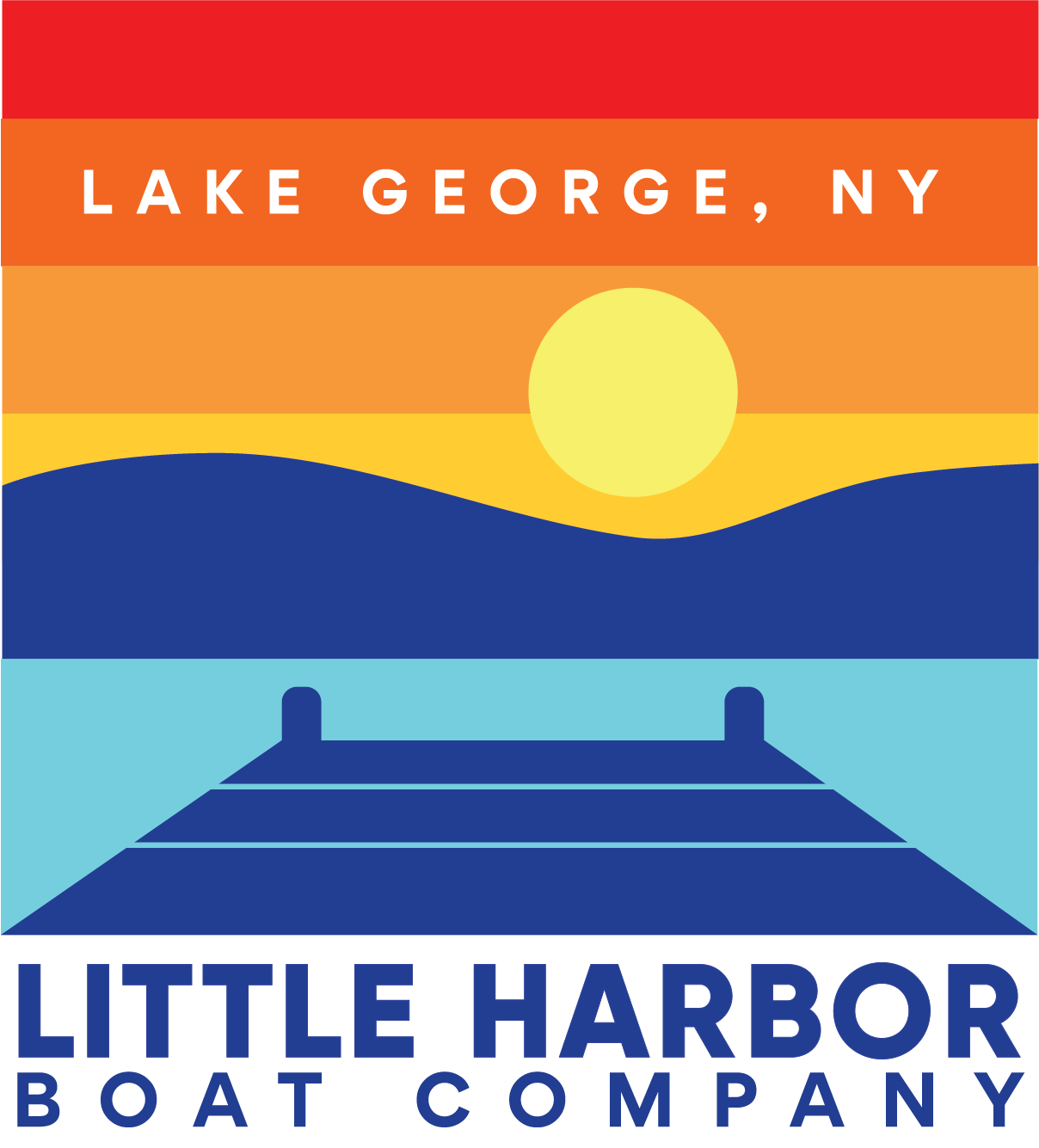Little Harbor Boat Rental Logo
